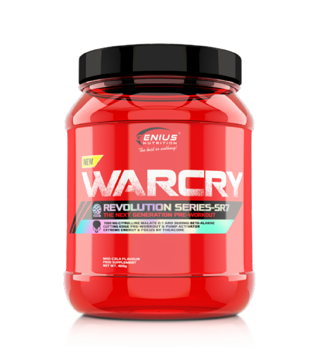 Genius Nutrition WARCRY